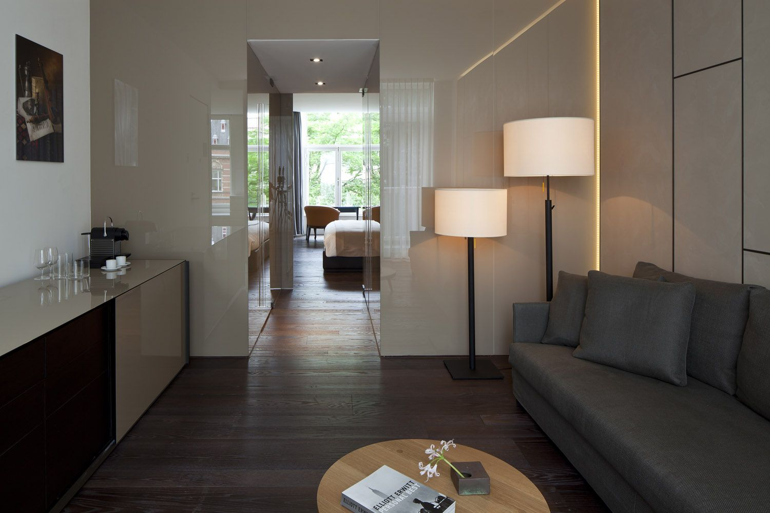 residence suite amsterdam
